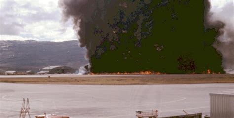 Crash of a Lockheed C-141A-LM Starlifter in