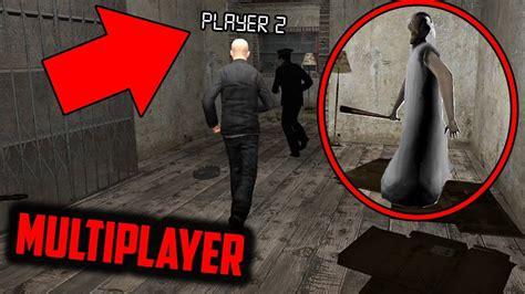 Granny Horror Game MULTIPLAYER with 3 PLAYERS! (Granny
