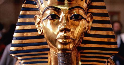 King Tutankhamun was a BOY RACER who died in chariot