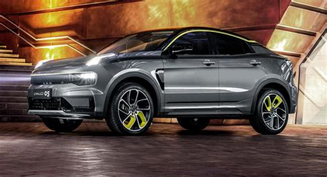 Lynk & Co's 05 Is A Sleek Coupe SUV Exclusive To China