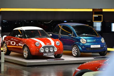 The MINI Story exhibition at the BMW Museum — urdesignmag
