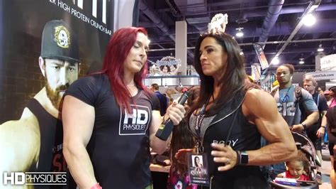 HD Physiques with Heather Dees - 2017 Olympia - YouTube