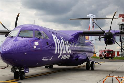 Flybe announces new route Antwerp-London Southend