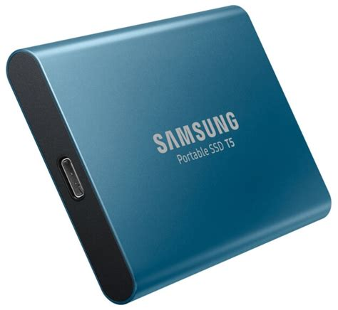 Samsung T5 Portable SSD Reviews and Ratings - TechSpot