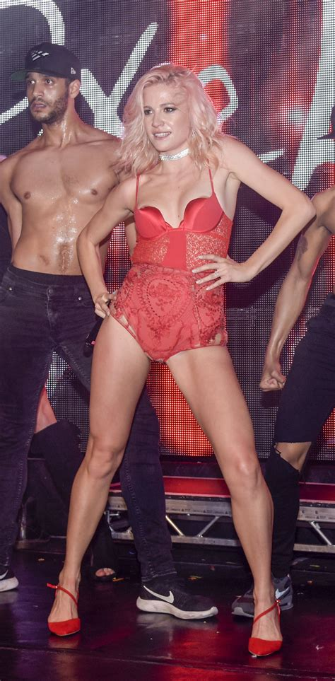 Pixie Lott Performs at G-A-Y at Heaven Nightclub in London