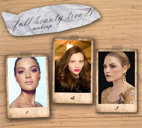 Fall Wedding Beauty: Trends to Think About! - Creative and