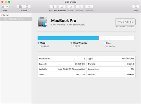 How to check your Mac's free hard drive space | Macworld