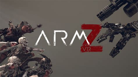ArmZ VR is a Giant Mech Wave Shooter Coming to Steam Early