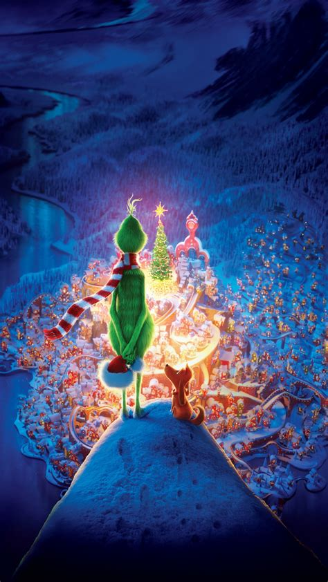 The Grinch 2018 Animation 4K 8K Wallpapers | HD Wallpapers