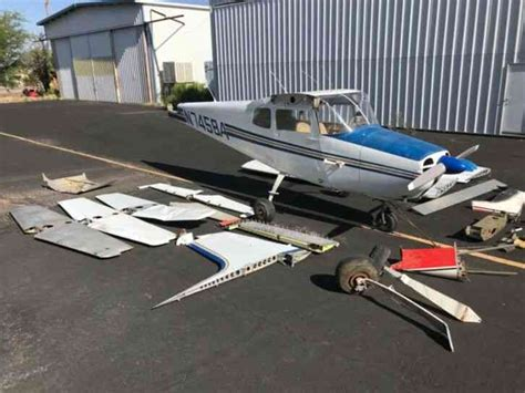 Cessna : 1956 Up for auction is a 1956 square tail 172