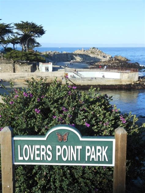 Lovers Point Park in Pacific Grove - Loyalty Traveler