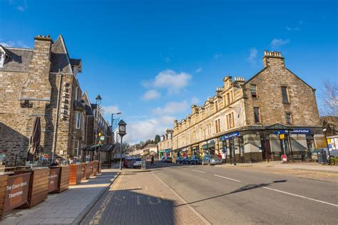 Pitlochry - Holidays, Breaks & Tourist Information