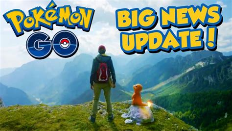 Pokemon Go Players Who Installed The New Update Were Sent