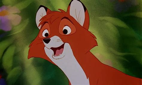 The Fox and the Hound - Tod Meets Vixey Fandub - YouTube