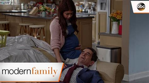 Haley Comforts Phil – Modern Family - YouTube