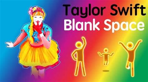 Video - Just Dance 2015 - Blank Space - Taylor Swift