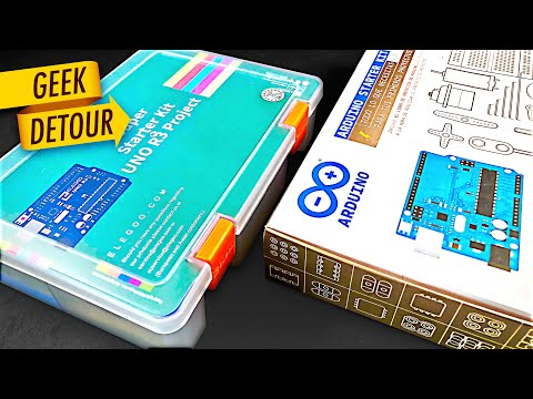 UNO R3 Project Starter Kit for Arduino Beginner w/ LCD