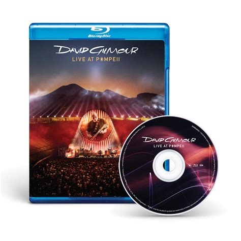 Live At Pompeii - Blu-Ray   Shop the David Gilmour