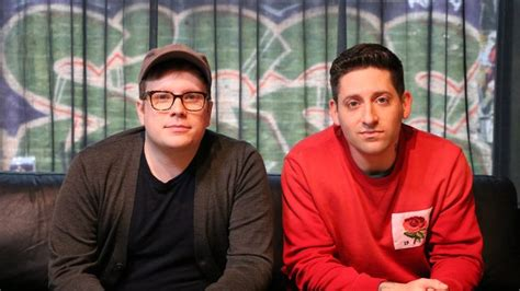 INTERVIEW: Fall Out Boy's Patrick And Joe Reveal All About