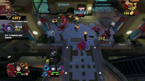 Co-Optimus - Screens - All Zombies Must Die! coming to PSN