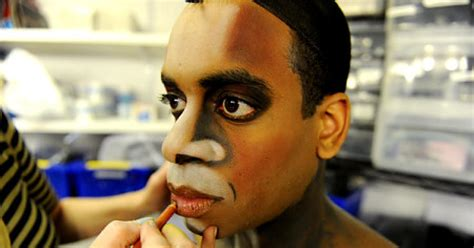Becoming 'Donkey' for 'Shrek the Musical' - NY Daily News