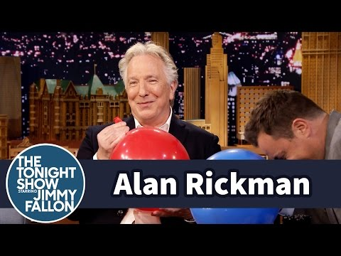 A Touching Tribute to Alan Rickman Featuring Scenes From