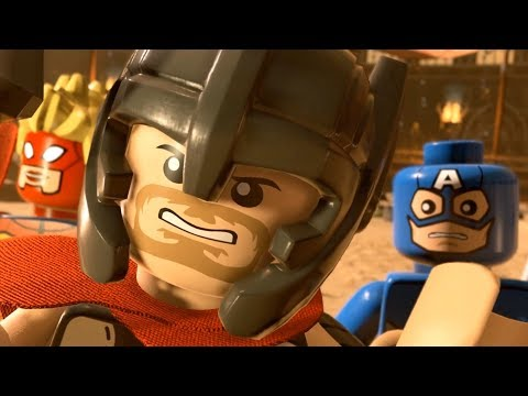 Lego Marvel Super Heroes 2 Free Download (Incl