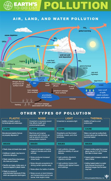 Wiring And Diagram: Diagram Of Water Pollution For Kids