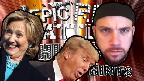 Epic Rap Battles Of History Updates And Hints   Hillary
